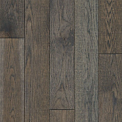 3/4 x 5 Winter Solstice Hickory Solid Hardwood Flooring